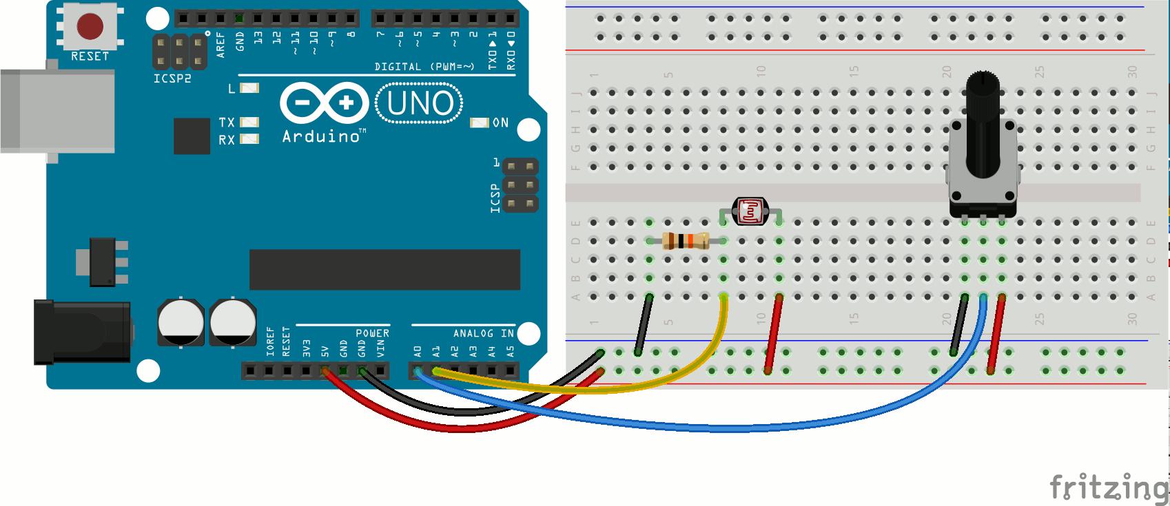 Random LED Patterns with Arduino – LED Light Show